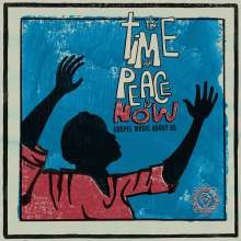 The Time For Peace Is Now (Gospel Music About Us), CD