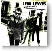 Lew Lewis: Save The Wail, CD