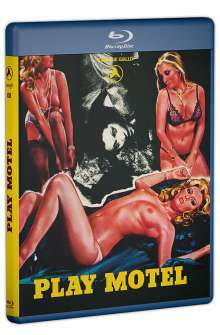 Play Motel (Blu-ray), Blu-ray Disc