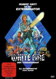White Fire, DVD