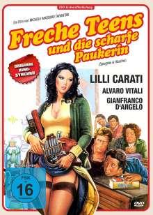 Freche Teens und die scharfe Paukerin, DVD
