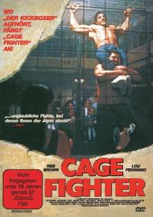 Cage Fighter, DVD