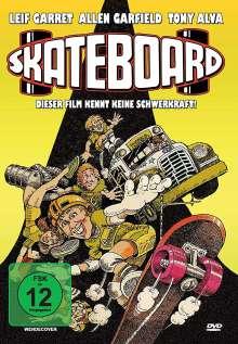 Skateboard - Dieser Film kennt keine Schwerkraft, DVD
