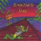 Junkyard Jane: Washboard Highway, CD