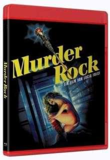 Murder Rock (Blu-ray), Blu-ray Disc