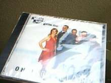 Melissa Martin & The Mighty R: On The Mark, CD