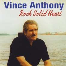 Vince Anthony: Rock Solid Heart, CD