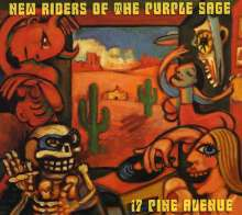 New Riders Of The Purple Sage: 17 Pine Avenue, CD