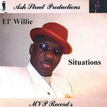El Willie: Situations, CD