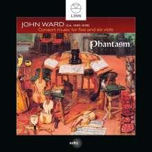 John Ward (1571-1638): Consort Music for 5 & 6 Viols, Super Audio CD