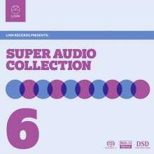 "Linn-Sampler ""The Super Audio Surround Collection Vol.6"", Super Audio CD"