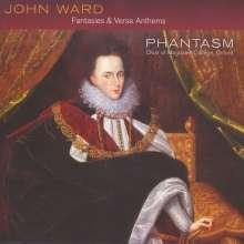 John Ward (1571-1638): Fantasies & Verse Anthems, Super Audio CD