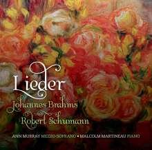 Robert Schumann (1810-1856): Lieder, Super Audio CD