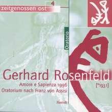 Gerhard Rosenfeld (1931-2003): Amore e Sapienza (1996), CD