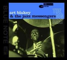 Art Blakey (1919-1990): The Big Beat, XRCD