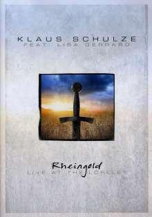 Klaus Schulze & Lisa Gerrard: Rheingold (Live At The Loreley 18.07.2008), 2 DVDs