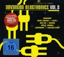Advanced Electronics (2CD+DVD), 2 CDs und 1 DVD