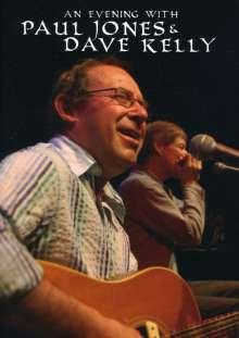 Paul Jones & Dave Kelly: An Evening With Paul Jones & Dave Kelly, DVD