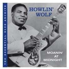 Howlin' Wolf: Moanin' At Midnight, CD