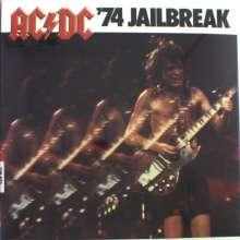 AC/DC: '74 Jailbreak (180g), LP