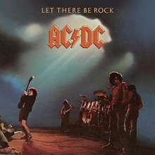AC/DC: Let There Be Rock (remastered) (180g), LP