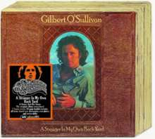 Gilbert O'Sullivan: A Stranger In My Own Back Yard (Remastered + Bonustracks), CD