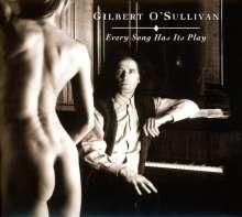 Gilbert O'Sullivan: Every Song Has Its Play (Remaster), CD