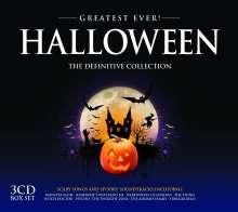 Halloween - Greatest Ever !, 3 CDs