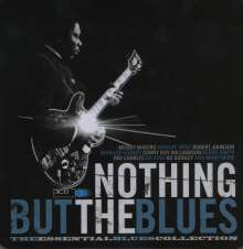 Nothing But The Blues (Limited Metallbox Edition), 3 CDs
