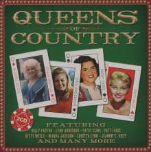 Queens Of Country (Limited Metalbox Edition), 3 CDs