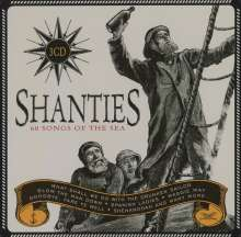 Shanties (Limited Edition Metallbox), 3 CDs