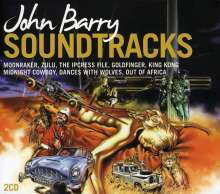John Barry (1933-2011): Filmmusik: Soundtracks, 2 CDs
