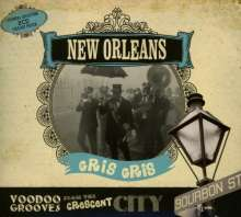 New Orleans Gris Gris: Essential Collection, 2 CDs