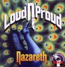 Nazareth: Loud'n'Proud (Remastered + Bonustracks), CD