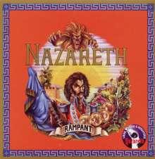Nazareth: Rampant (Remastered + Bonustracks), CD