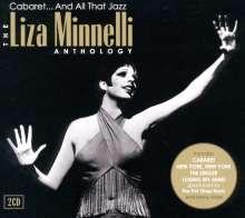 Liza Minnelli: Cabaret...And All That Jazz: The Liza Minnelli Anthology, 2 CDs
