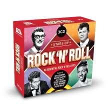 Stars Of Rock'n'Roll, 3 CDs