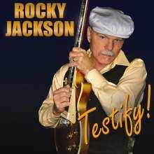 Rocky Jackson: Testify!, CD