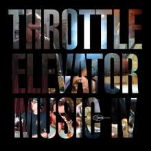 Kamasi Washington (geb. 1981): Throttle Elevator Music IV, LP