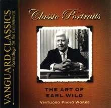 Earl Wild - The Art of Earl Wild, CD