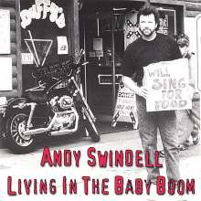 Andy Swindell: Living In The Baby Boom, CD