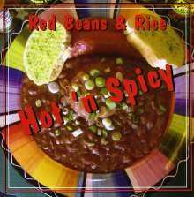 Red Beans & Rice: Hot 'N Spicy, CD