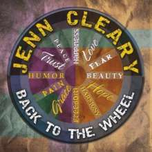 Jenn Cleary: Back To The Wheel, CD