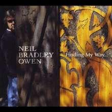 Neil Bradley Owen: Finding My Way, CD
