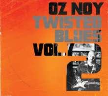 Oz Noy: Twisted Blues Vol. 2, CD