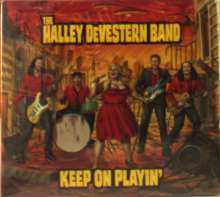 Halley DeVestern: Keep On Playin', CD