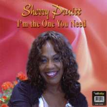Sherry Pruitt: I'm The One You Need, CD