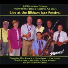 Jeff Hamilton Green: Live At The Elkhart Jazz Festival 2009, CD