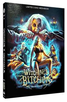 Witching & Bitching (Blu-ray & DVD im Mediabook), 1 Blu-ray Disc und 1 DVD