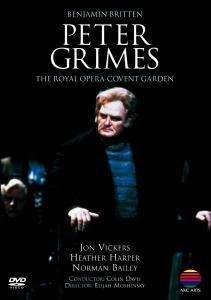 Benjamin Britten (1913-1976): Peter Grimes op.33, DVD
